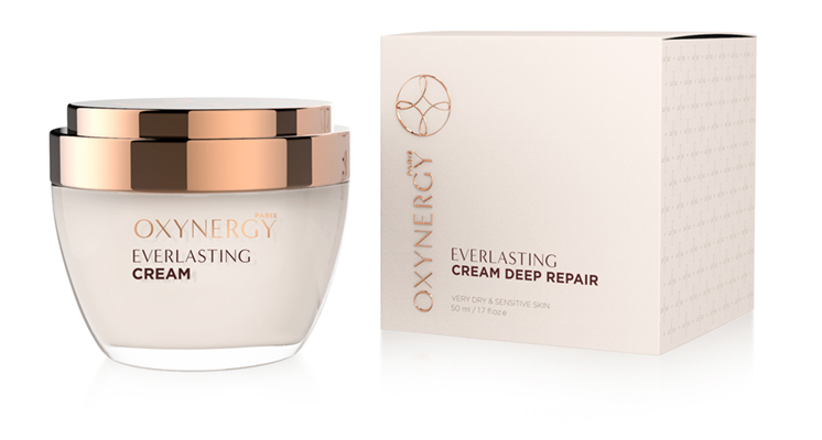 E Cream Deep Repair + box